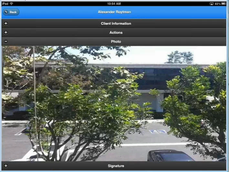 Add native functionality to your applications, including the Camera feature
